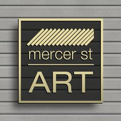 Mercer St Art Grand Opening